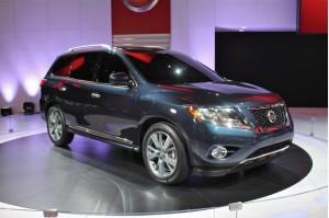 Nissan Pathfinder 2012: precio, ficha técnica, imágenes y lista de rivales