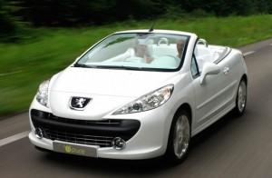 Peugeot 207 CC 2012: precio, imágenes y ficha técnica