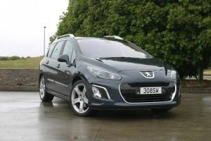 Peugeot 308 Station Wagon 2012: ficha técnica, imágenes y rivales