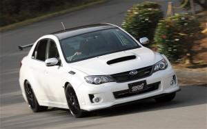 Subaru Impreza WRX STI 2012: precio, ficha técnica, imágenes y lista de rivales