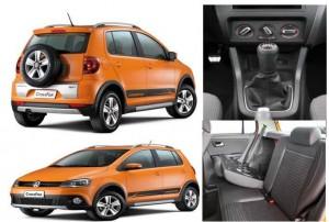 Volkswagen CrossFox 2012: precio, ficha técnica,  imágenes y lista de rivales