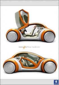¿Así serán los carros del futuro?