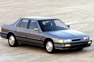El primer carro de Acura fue el Legend 1986.