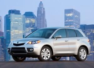 Acura RDX 2012: una SUV con mucho lujo y tecnología