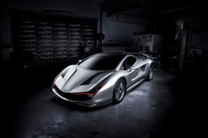 Amoritz GT DR7 ¡!! Brasil también construye carros superdeportivos!!!