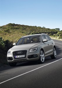 Audi Q5 2012: mucho equipamiento y poderosos motores
