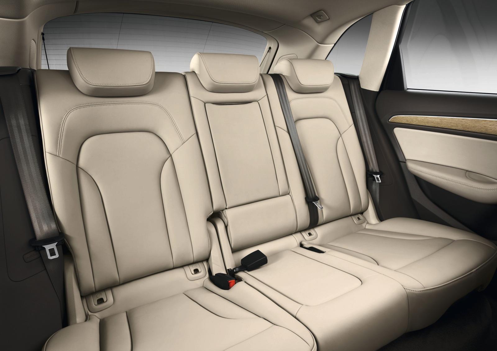 Audi q5 2012 mucho equipamiento y poderosos motores for Interieur q5