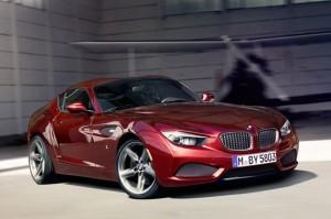 BMW Zagato Coupe Concept: Italia y Alemania crean un carro único