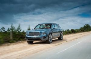 Bentley Halcón: derroche de lujo y poder