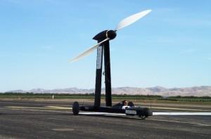 Blackbird: un carro más rápido que el viento