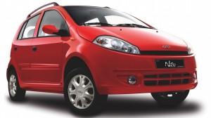 Chery Nice 2012: un económico y atractivo carro
