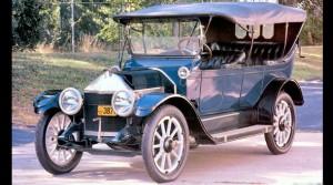 El primer carro de Chevrolet fue el Classic Six