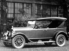 El primer carro de Chrysler fue el B-70 de 1924