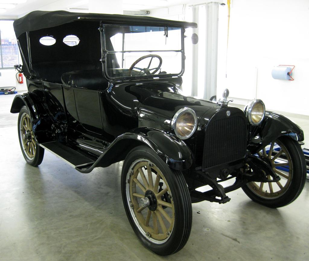 Dodge Old Betsy Fue Un Carro Construido En 1914 Para Ser