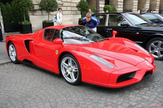 El Ferrari Enzo De Zlatan Ibrahimovic Lista De Carros
