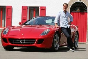 Los carros de Michael Schumacher