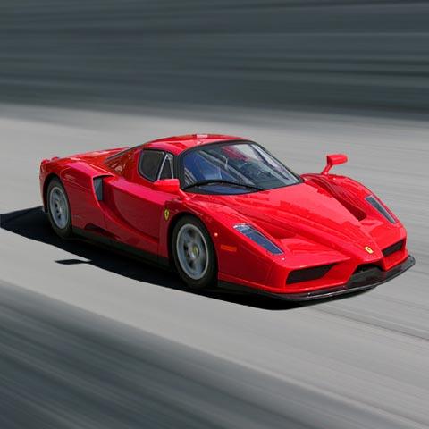 Ferrari on Ferrari Enzo  Tiene Un Motor De Gasolina Ev12 Trasero De 5998 Cc De