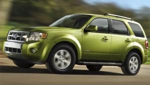 Ford Escape Hybrid 2012: precio, imágenes y ficha técnica