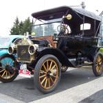 Ford T de 1914: Entre 1908 y 1927 se fabricaron 4.320.446 unidades del Ford T.