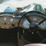 Jaguar SS 100 de 1935