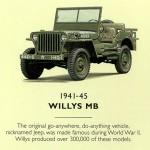 Jeep Willis de 1941-1945