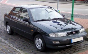 El primer carro de Kia fue el Sephia
