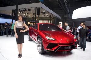 Lamborghini Urus Concept: la nueva SUV de la casa del Toro