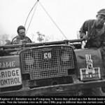 Land Rover en la guerra de Corea, noviembre 1950