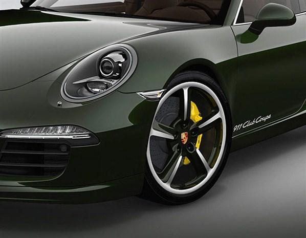 Porsche 911 Club Coupe Porsche Ha Dotado A Esta Versi 243 N