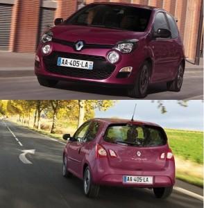 Renault Twingo 2012: ficha técnica, imágenes y rivales