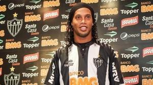 Los carros de Ronaldinho