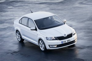 Primeras imgenes del nuevo Skoda Rapid