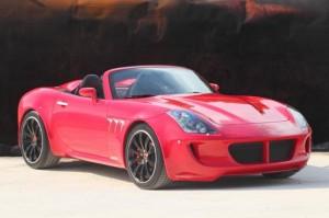 Tauro V8 Spider: el Pontiac Español