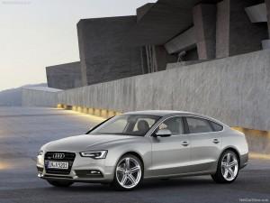 Audi A5 Sportback 2012: comodidad, ergonomía y lujo