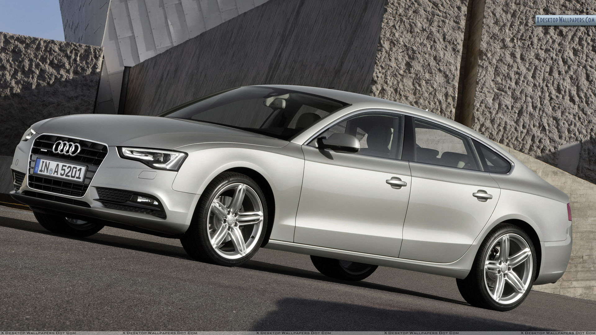 audi a5 sportback 2012 comodidad ergonom a y lujo lista de carros. Black Bedroom Furniture Sets. Home Design Ideas