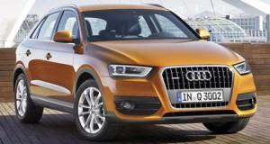 Audi Q3 2012: deportiva, eficiente, versátil y moderna