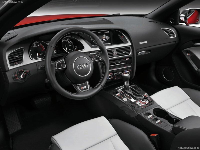 Audi S5 2012: un deportivo para todos los gustos   Lista de Carros