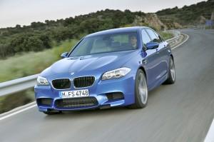 BMW M5 2012: potencia extrema en un sedán de lujo