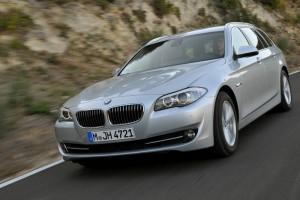 BMW Serie 5 Sedán 2012: potencia y detalles exquisitos