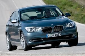 BMW Serie 5 Gran Turismo 2012: potencia, lujo y confort