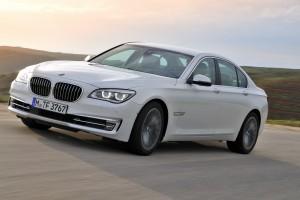 BMW Serie 7 2012: uno de los carros más imponentes del mundo