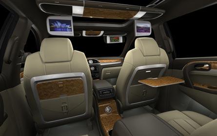 Buick Enclave 2012: diseño, seguridad y lujo sin ...