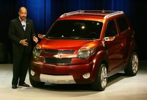 Chevrolet Trax: de México llegará una nueva SUV compacta