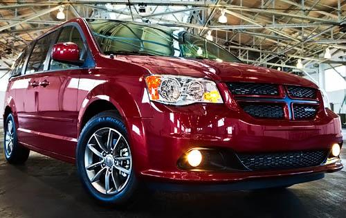 Dodge Grand Caravan 2012 Una Potente Y Eficiente Minivan