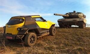 Fornasari Racing Buggy: un modelo por y para la diversión