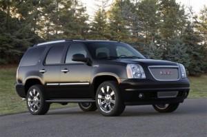 GMC Yukon 2012: una SUV grande y bien equipada