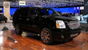GMC Yukon Denali 2012: una SUV con lujosos acabados y la más avanzada tecnología