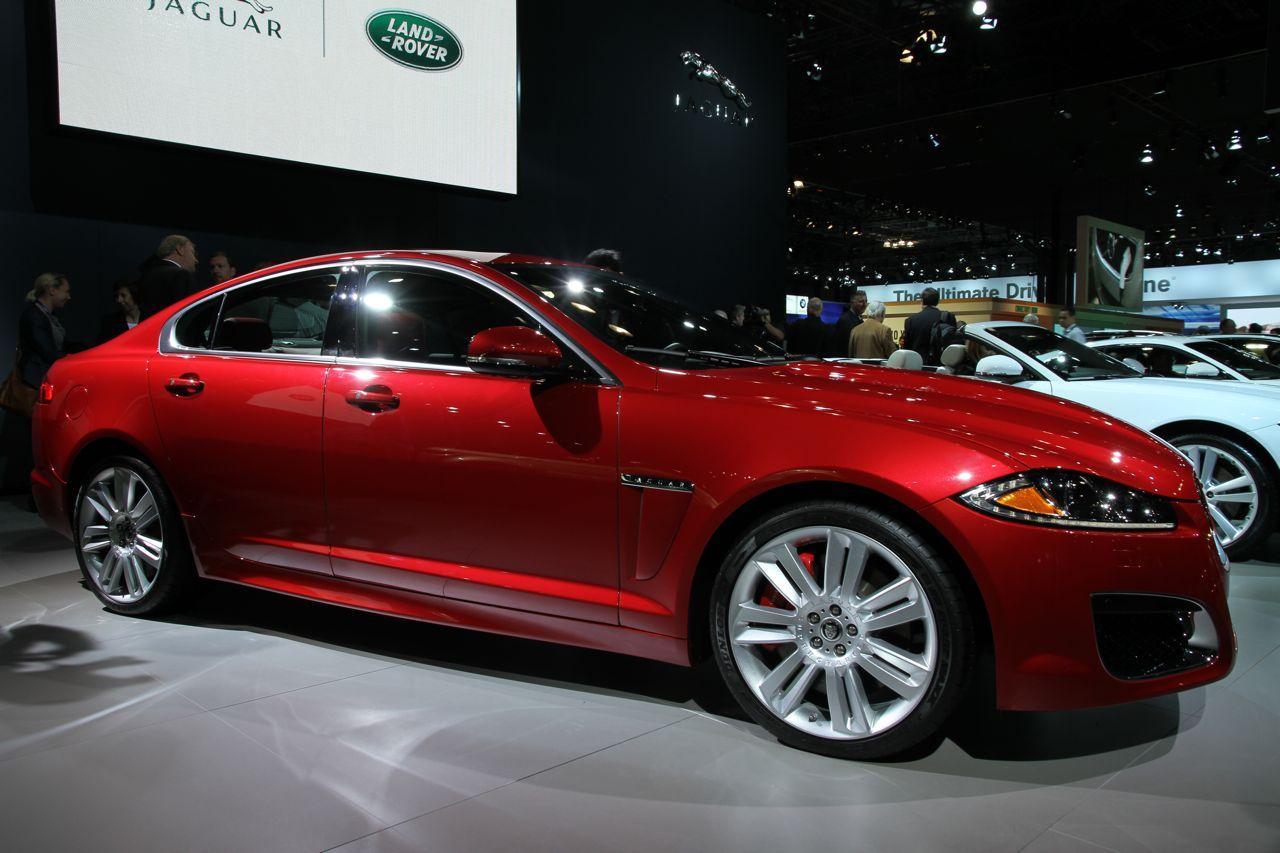 Jaguar Xf 2012 Mucho Lujo Y Excelentes Prestaciones