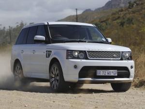 Land Rover Range Rover Sport 2012: mucho lujo y muchas capacidades todoterreno