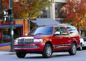 Lincoln Navigator 2012: robustez, presencia y poder